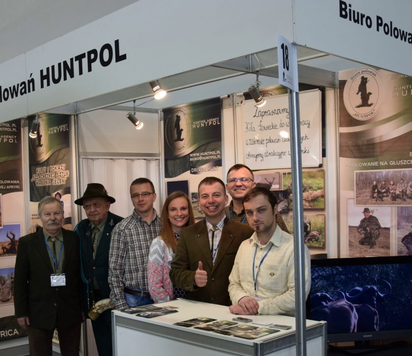 Hunting exhibition – KNIEJE 2017 in Poznań.