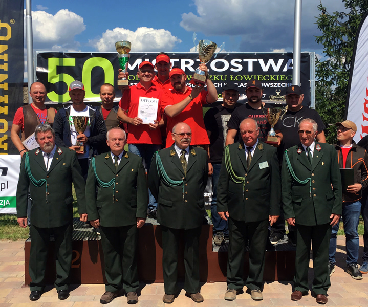Polish Championship in Hunting Shooting 2017.