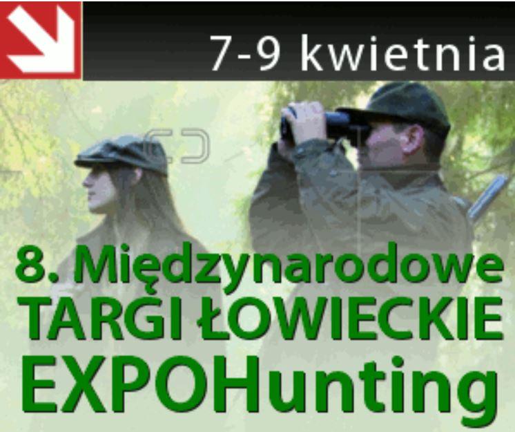 Zapraszamy na targi Expo Silesia, 7-9 kwietnia 2017.
